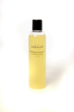 Hydrating Massage Oil - 8oz