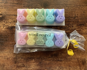 Baby Bunny Buttermilk Soap - 5 pc gift set