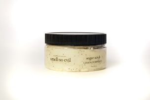 Lemon Poppyseed Body Scrub - 8oz