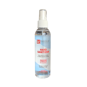 Hand Sanitizer Spray - 6oz