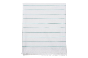 Solana Beach Towel - Aqua
