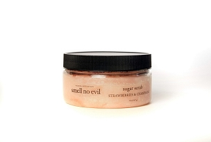 Strawberries & Champagne Body Scrub - 8oz