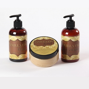 Vanilla Fig Gift Set